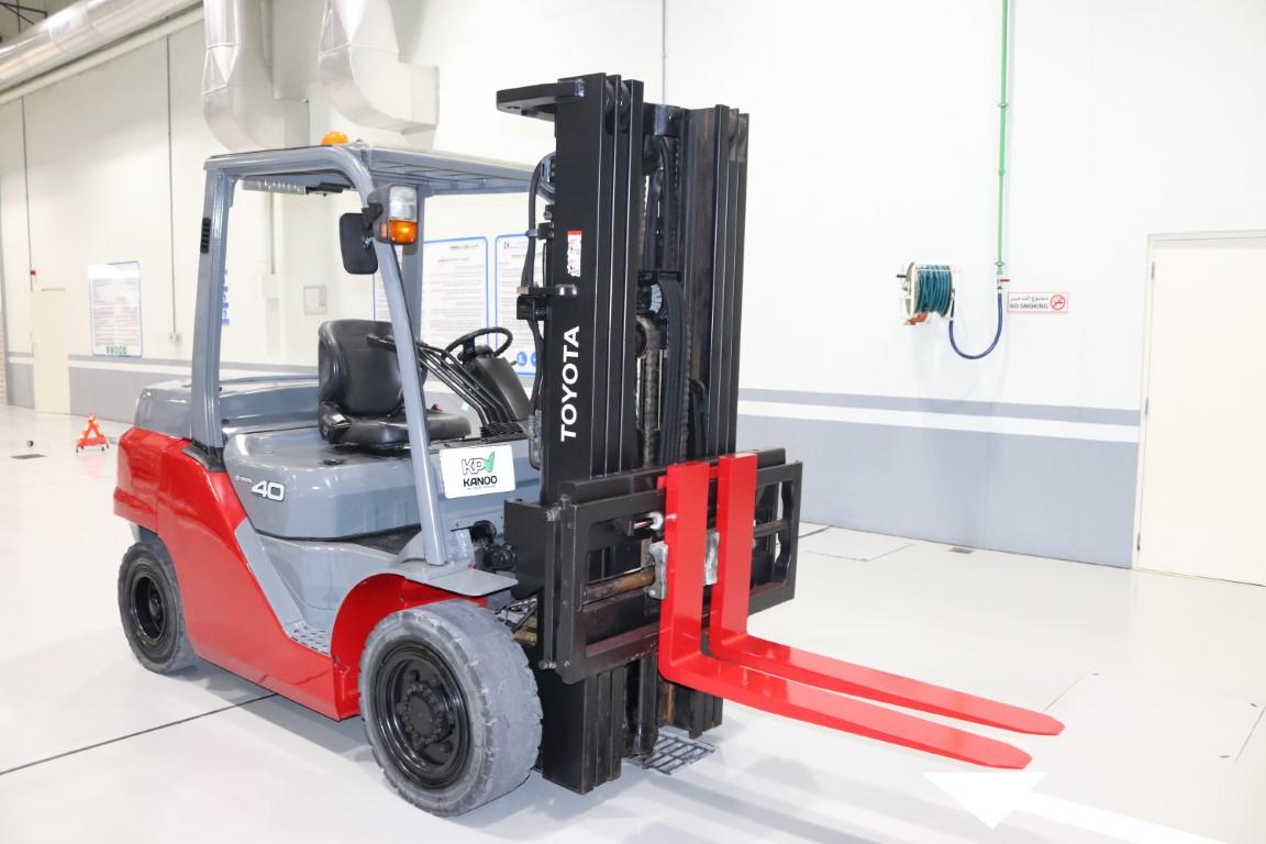 2015 Toyota FORKLIFT Forklift