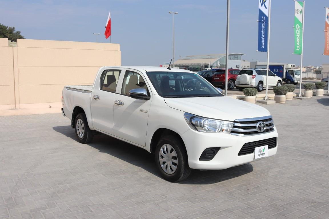2017 Toyota Hilux 2.0 Pick-up