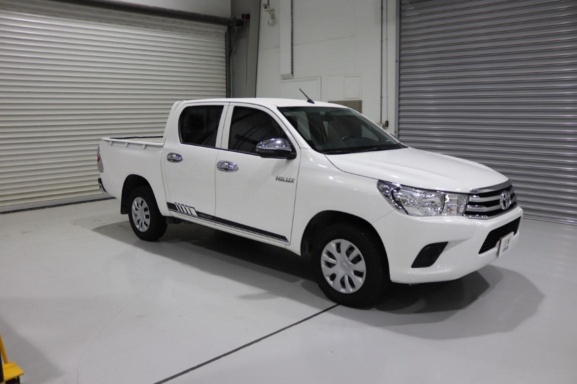 2018 Toyota Hilux 2.0 Pick-up