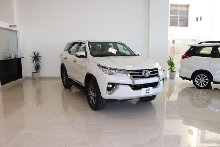 2017 Toyota Fortuner SUV